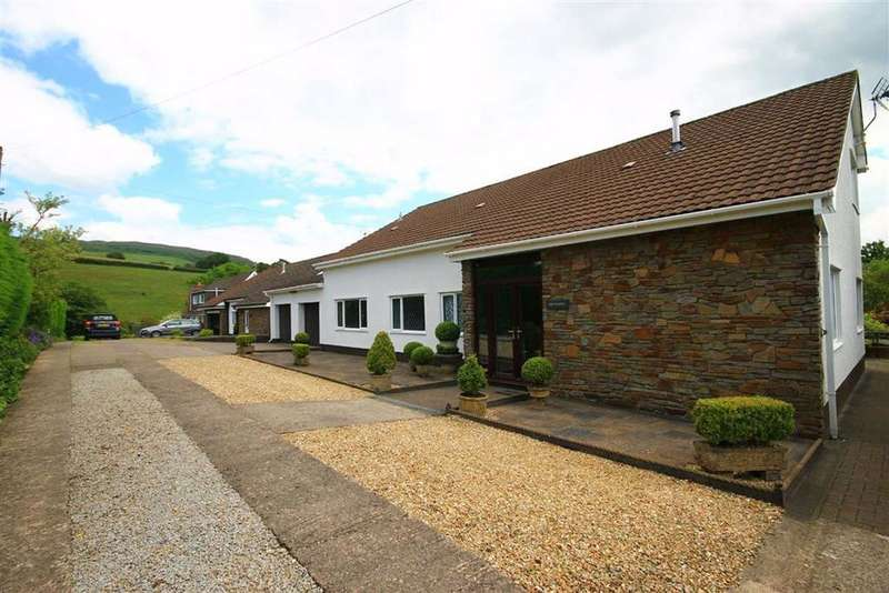 5 Bedrooms Detached House for sale in White Hart, Machen, Caerphilly