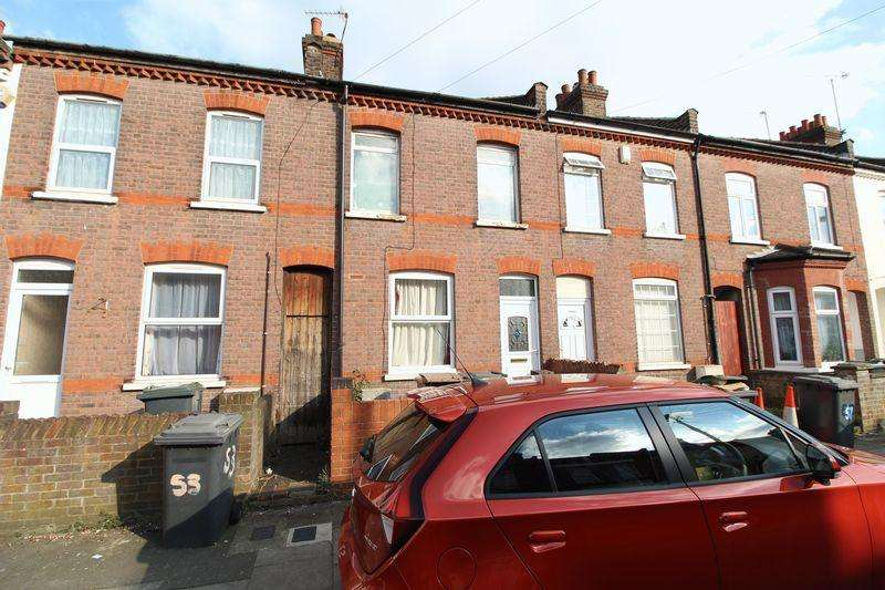 3 Bedrooms Terraced House for sale in CHAIN FREE on Naseby Road, Luton