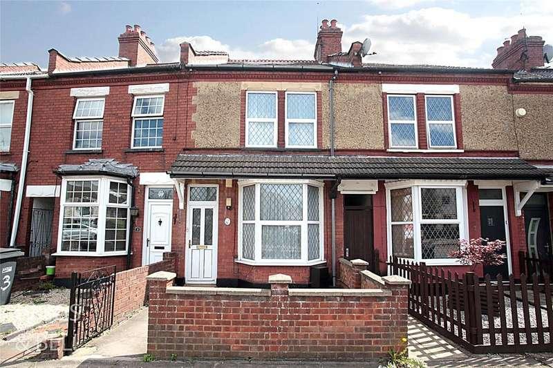 2 Bedrooms Terraced House for sale in Ramridge Road, Luton, Bedfordshire, LU2