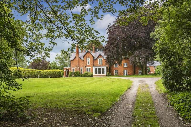 14 Bedrooms Detached House for sale in The Hall, Childs Ercall