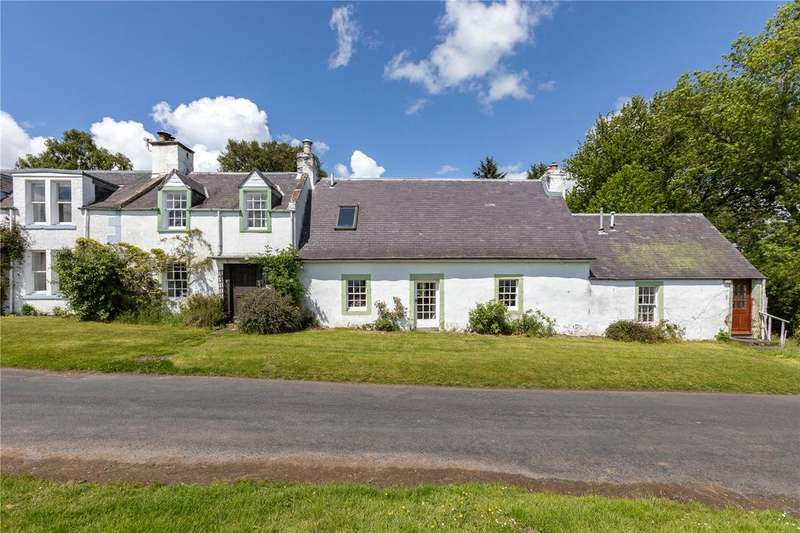 4 Bedrooms Semi Detached House for sale in The Onsteads, Midlem, Selkirk, Scottish Borders