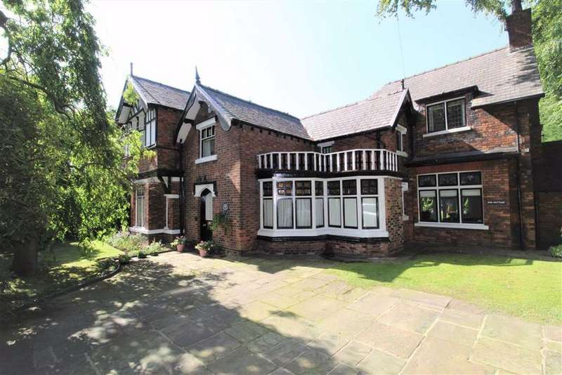 6 Bedrooms Semi Detached House for sale in Singleton Road, Broughton Park, Salford