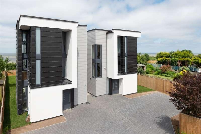 4 Bedrooms Detached House for sale in Reculver Road, Herne Bay