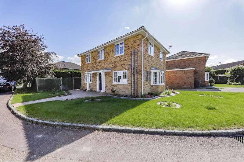 4 Bedrooms Detached House for sale in Donnington Place, Winnersh, Wokingham, Berkshire, RG41