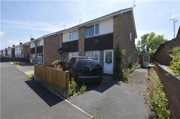 3 Bedrooms Semi Detached House for sale in Salisbury Avenue, CHELTENHAM, Gloucestershire, GL51 3BZ