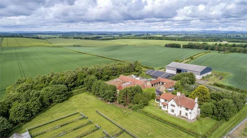 4 Bedrooms Detached House for sale in New Heaton Stickle Heaton, Cornhill-on-Tweed, Northumberland