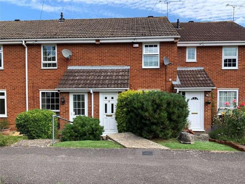 2 Bedrooms Terraced House for sale in Pottery Road, Tilehurst, Reading, RG30