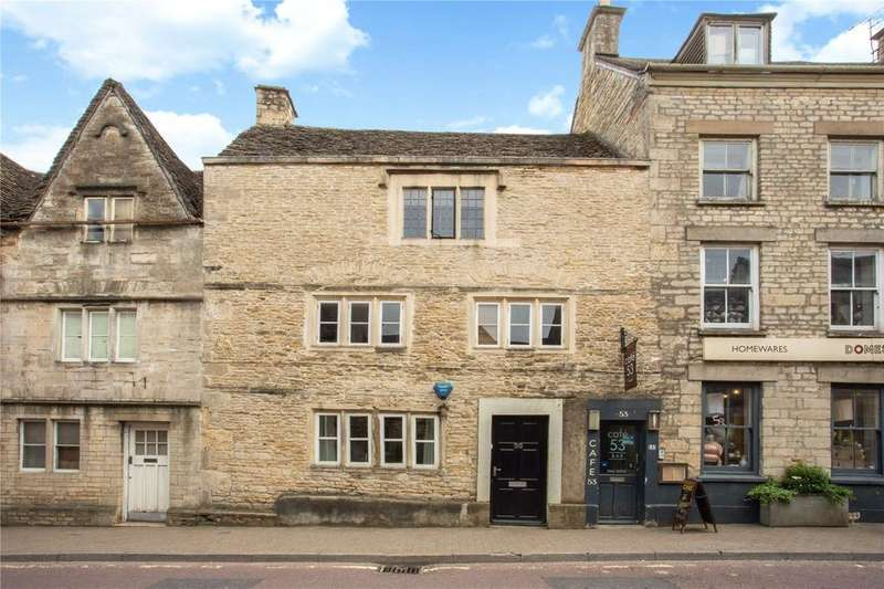 3 Bedrooms Terraced House for sale in Long Street, Tetbury, Gloucestershire, GL8