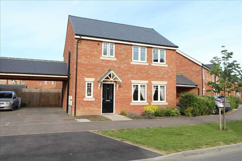 3 Bedrooms Detached House for sale in Ostrich Street, Stanway, Colchester