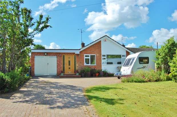 4 Bedrooms Detached Bungalow for sale in Main Street, Willoughby, RUGBY, Warwickshire