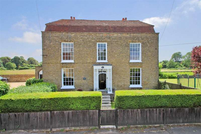 6 Bedrooms Detached House for sale in The Street, Horton Kirby, Kent, DA4