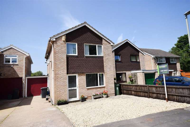 4 Bedrooms Detached House for sale in Church Drive, Quedgeley, Gloucester