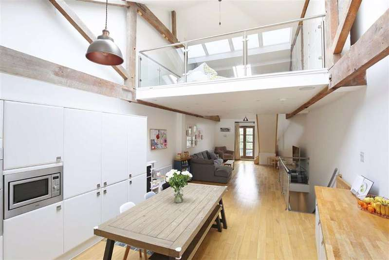 4 Bedrooms Terraced House for sale in The Maltings, Montpelier