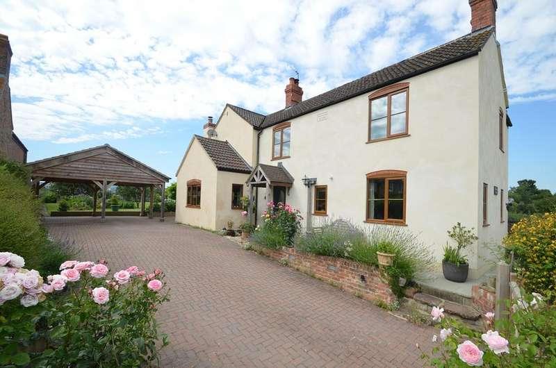 4 Bedrooms Detached House for sale in Woolthorpe, Arlingham, Gloucester, GL2