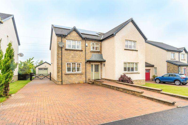 5 Bedrooms Detached Villa House for sale in 30 Craufurd Drive, Drongan, KA6 7BH