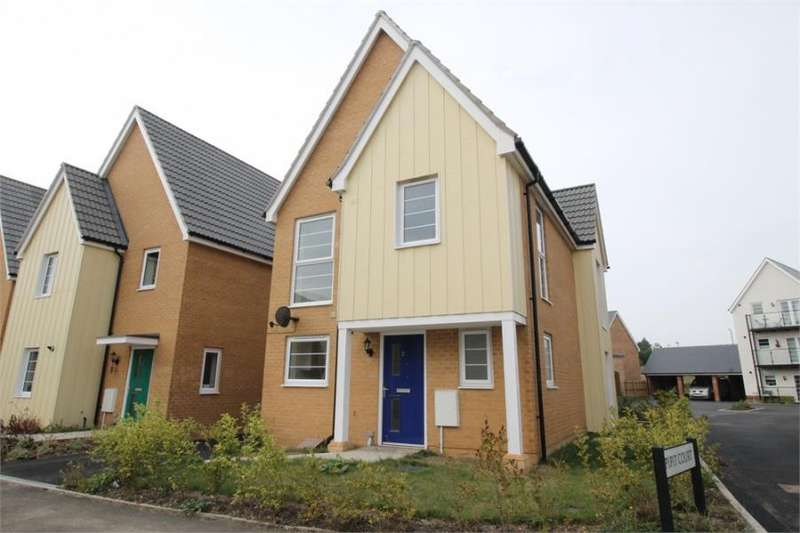 3 Bedrooms Detached House for rent in Stanway, Colchester, Essex