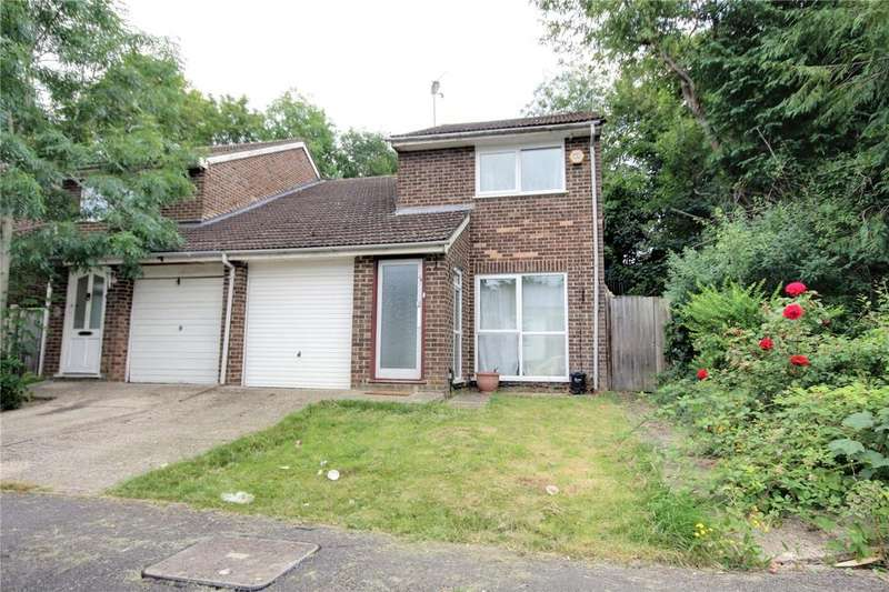 3 Bedrooms Link Detached House for sale in Mitford Close, Reading, Berkshire, RG2