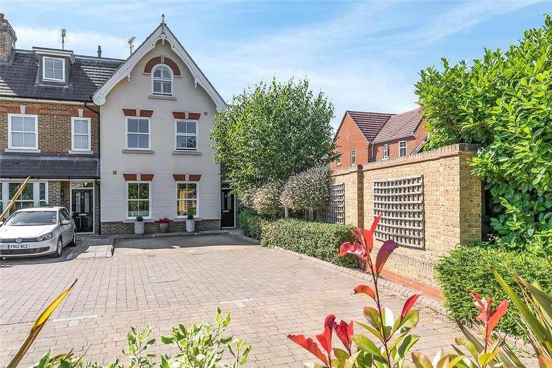 4 Bedrooms House for sale in Kensington Mews, Windsor, Berkshire, SL4