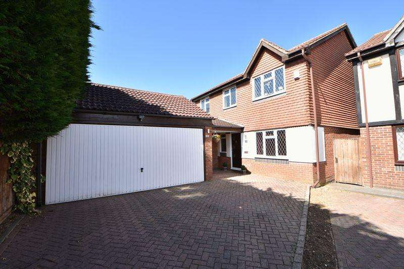 4 Bedrooms Detached House for sale in The Magpies, Luton