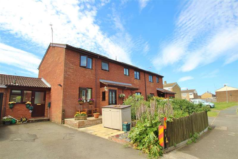 3 Bedrooms End Of Terrace House for sale in Sandholme, Steeple Claydon