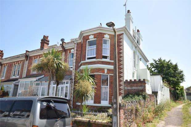 6 Bedrooms End Of Terrace House for sale in Elmsleigh Road, Paignton, Devon