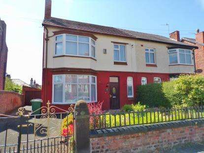 4 Bedrooms Semi Detached House for sale in Westbank Road, Prenton, Merseyside, CH42