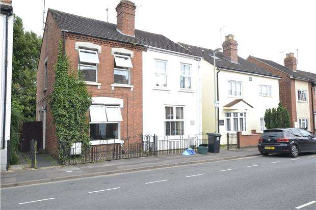 3 Bedrooms Semi Detached House for sale in Swan Road, GLOUCESTER, GL1 3BJ