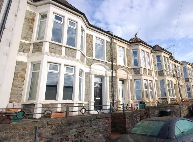 3 Bedrooms Terraced House for sale in Bell Hill Road, St George, Bristol, BS5 7LY