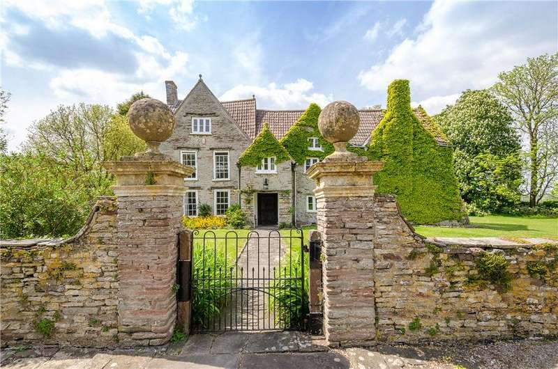 6 Bedrooms Detached House for sale in Hortham Lane, Gaunts Earthcott, Bristol, South Gloucestershire, BS32