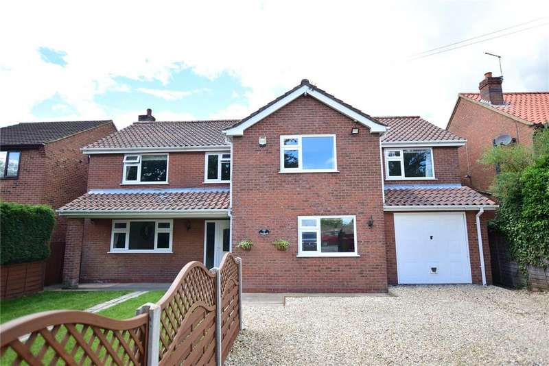 4 Bedrooms Detached House for sale in Cherry Lane, Wootton, Ulceby, Lincolnshire, DN39