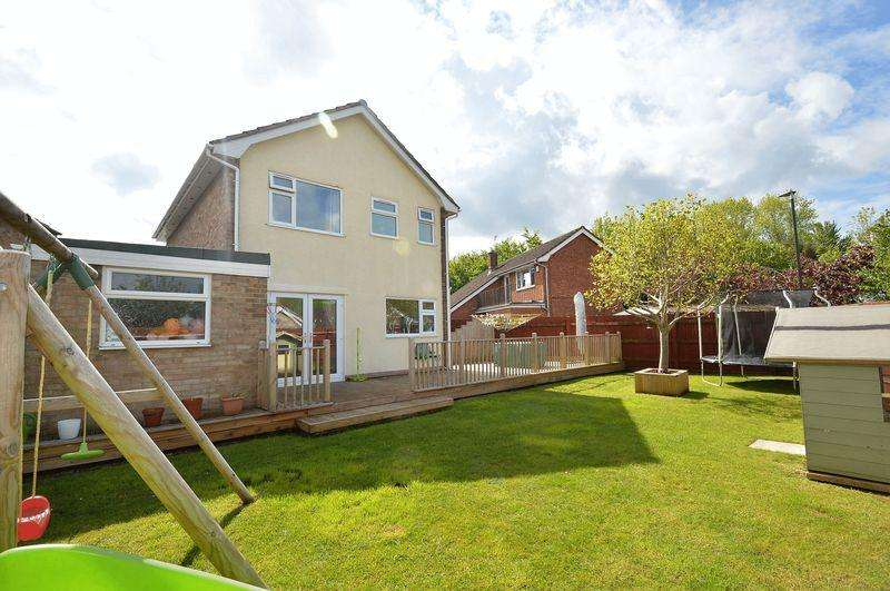 3 Bedrooms Detached House for sale in Coleford, Gloucestershire