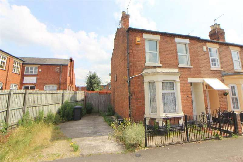 2 Bedrooms End Of Terrace House for sale in Alfred Street, Gloucester