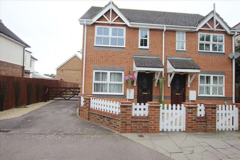 2 Bedrooms Semi Detached House for sale in Hitchin Street, Biggleswade, SG18