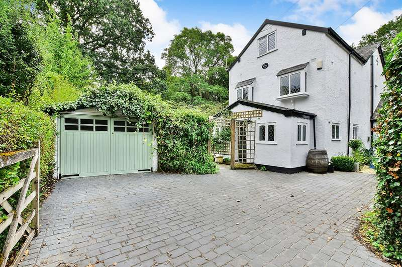 4 Bedrooms Detached House for sale in Spath Lane East, Cheadle Hulme, Cheadle, Cheshire, SK8