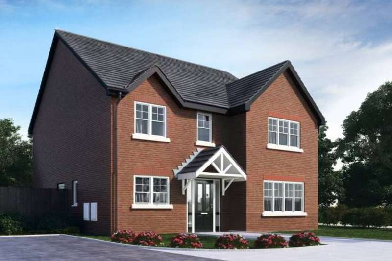 5 Bedrooms Detached House for sale in Riverside Pastures, Stakepool, Preston, PR3