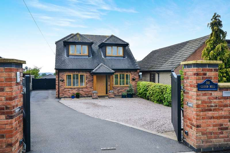 3 Bedrooms Detached House for sale in Plainspot Road, Jacksdale, Nottingham, NG16