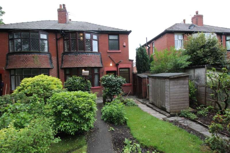 3 Bedrooms Semi Detached House for sale in Park Road, Hyde, Cheshire, SK14