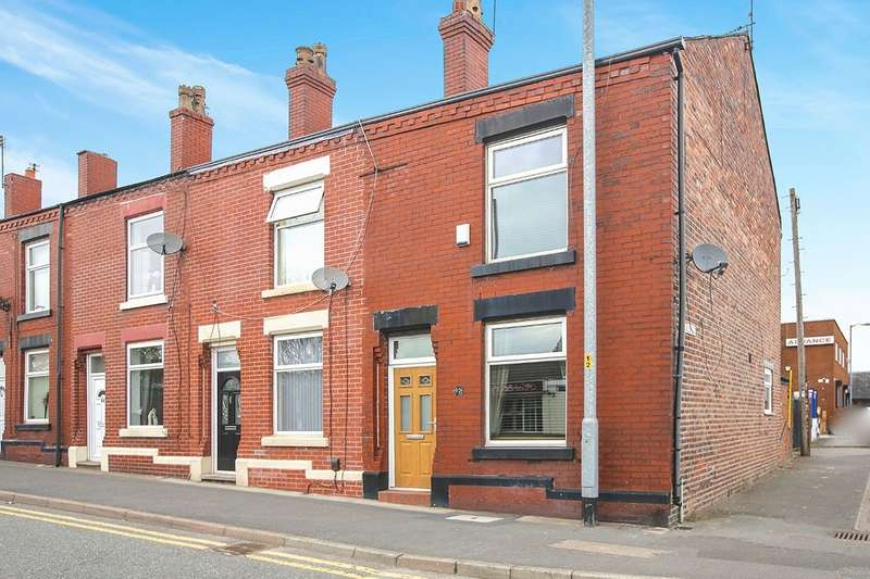 2 Bedrooms House for sale in Foundry Street, Dukinfield, Cheshire, SK16