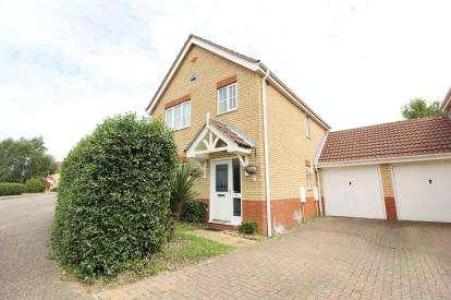 3 Bedrooms Link Detached House for sale in Wymondham, Norfolk
