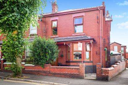 4 Bedrooms End Of Terrace House for sale in Grange Road North, Hyde, Greater Manchester, United Kingdom