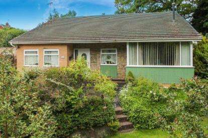 3 Bedrooms Bungalow for sale in Nessina Grove, Wistaston, Crewe, Cheshire