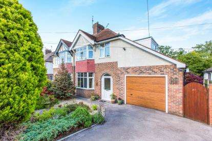 3 Bedrooms Semi Detached House for sale in Park Drive, Wistaston, Crewe