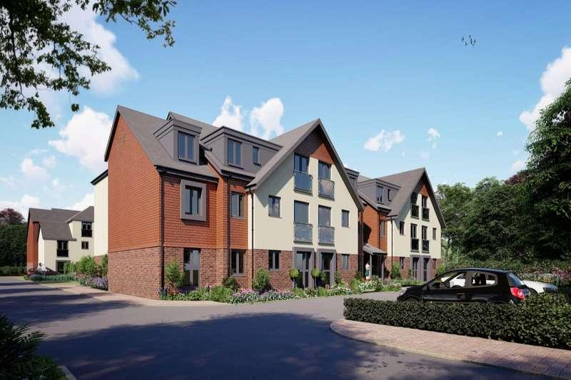 1 Bedroom Apartment Flat for sale in Cop Lane, Penwortham, Preston, PR1