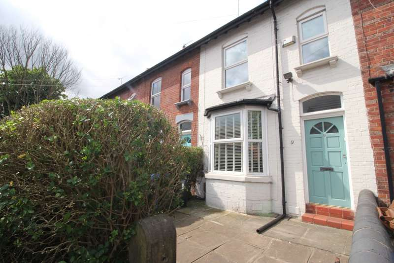 2 Bedrooms House for sale in Greg Street, South Reddish, Stockport, Cheshire, SK5