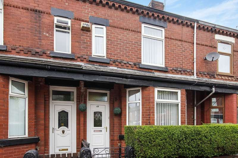 3 Bedrooms House for sale in Milford Street, Salford, M6
