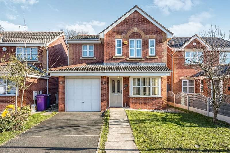 4 Bedrooms Detached House for sale in October Drive, Liverpool, L6
