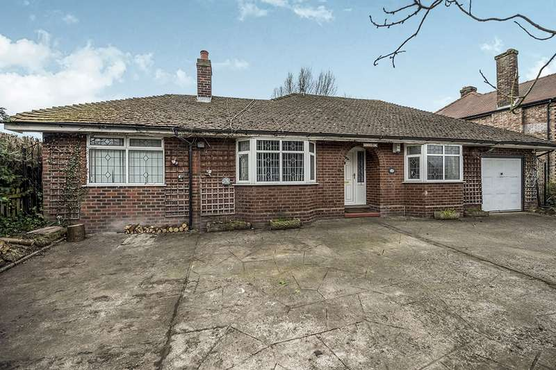 3 Bedrooms Detached Bungalow for sale in Town Lane, Hale Village, Liverpool, L24