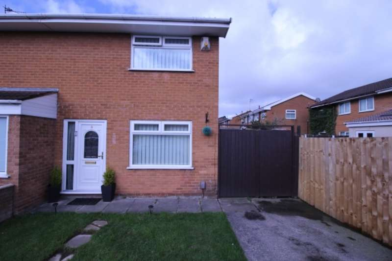 2 Bedrooms Semi Detached House for sale in Springfield Way, Liverpool, L12