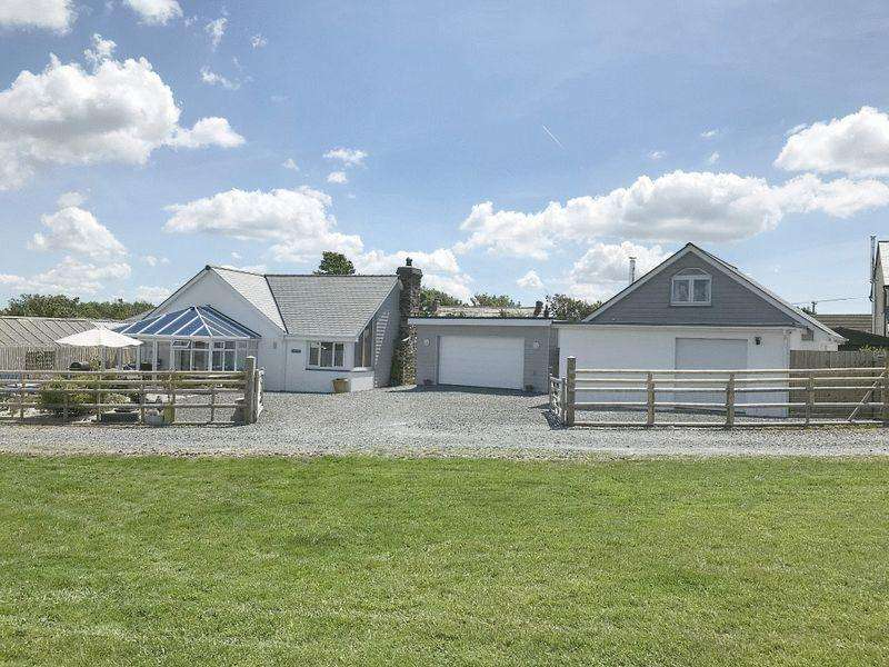 6 Bedrooms Detached Bungalow for sale in Jacobstow, Bude