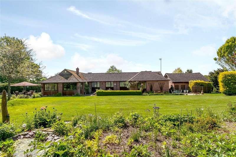 5 Bedrooms Detached Bungalow for sale in School Lane, Boxford, Newbury, Berkshire